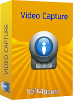 Capture video from DVD, VHS cams, TV tuners and WEB cameras.